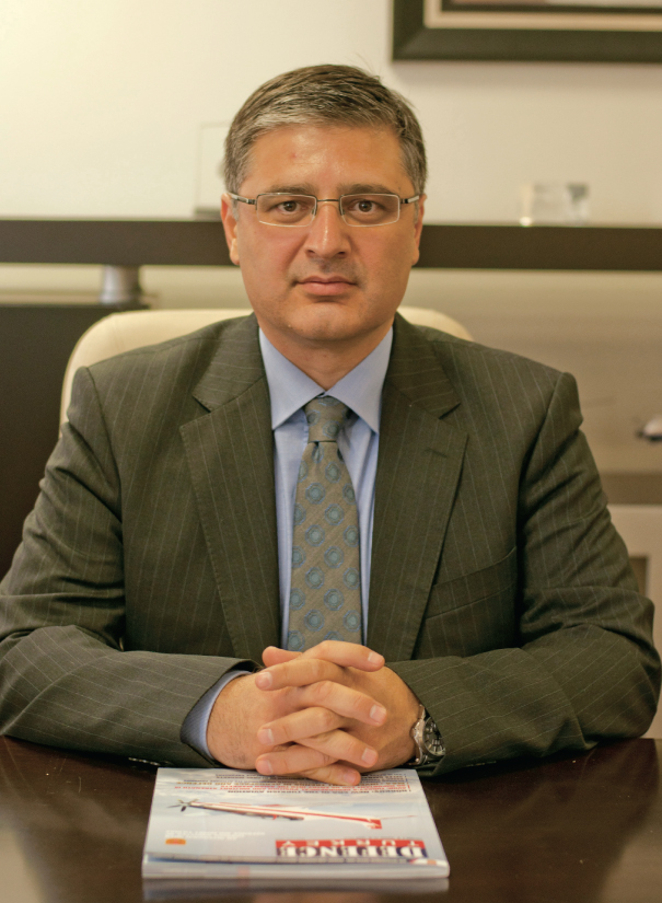Nurol Makina Strengthens its Position in and around Turkey by its New Management and Strategies