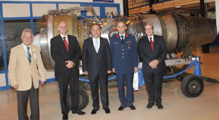 "TEI Wins ""Outstanding Power Plant SoR"" Award of Nato for the Third Time"