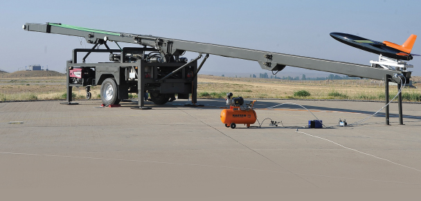 """TAI's High Speed Target Drone Unmanned Aerial Vehicle """"ŞİMŞEK"""" Realized its First Flight"""