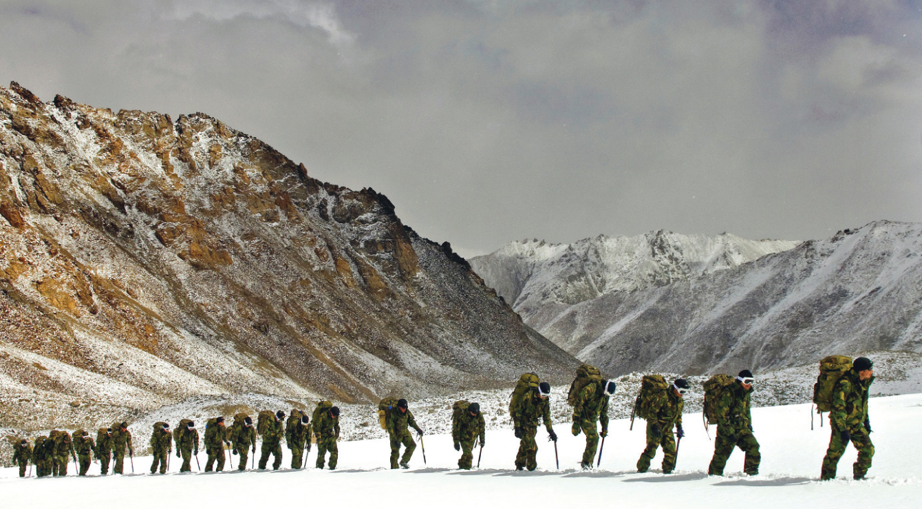 YDS :  A Global Brand Preferred by World's Leading Armies