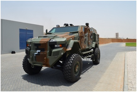 HEMA to Unveil its Lonf Awaited Armoured Vehicles at Idef 2013