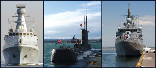 An Overview on Turkish Naval Projects