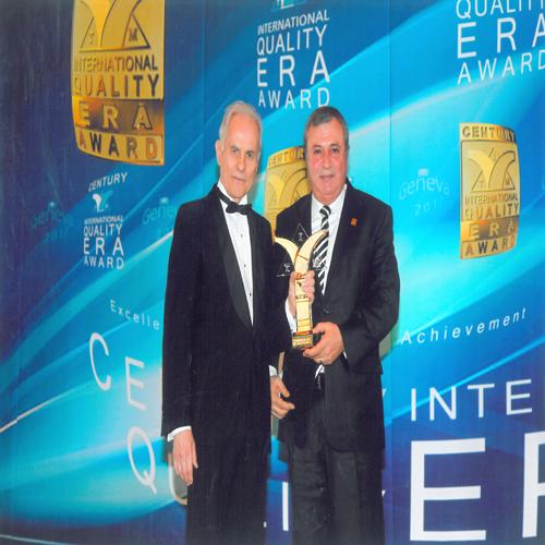 Istanbul Shipyard is honored by BID
