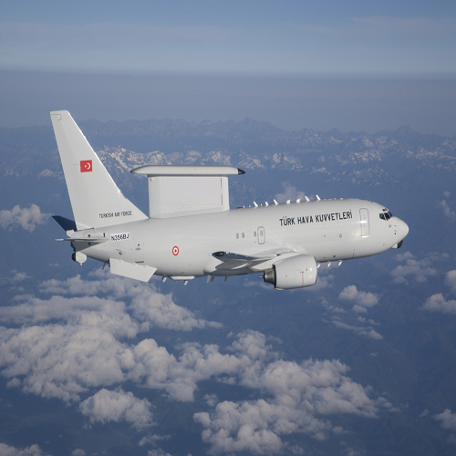 Boeing Begins Maintenance Training for Turkey's Peace Eagle AEW&C Aircraft