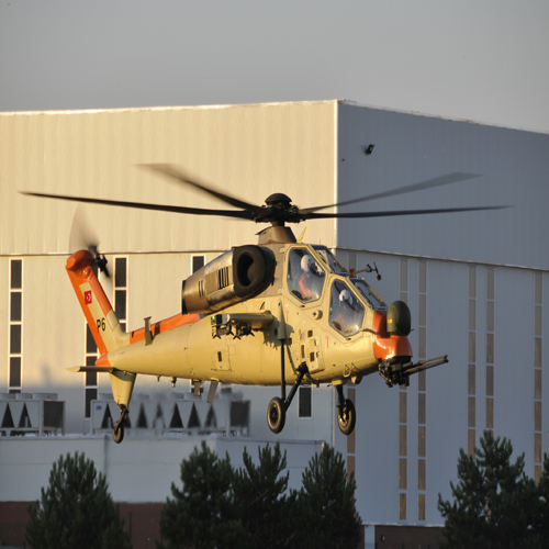 NATIONAL SIMULATOR FOR T129 ATTACK HELICOPTER
