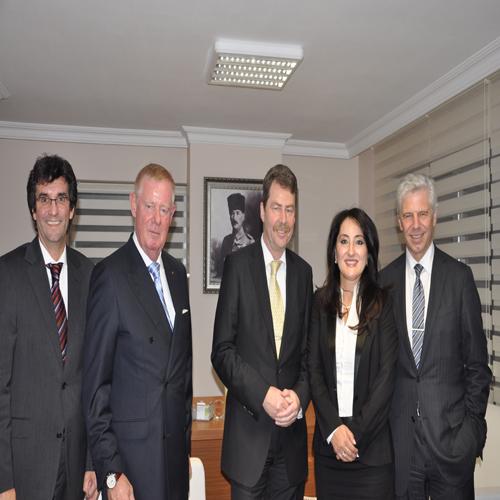 ESG opens liaison office in Turkey