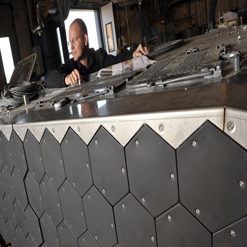 BAE SYSTEMS CONJURS UP INVISIBILITY CLOAK