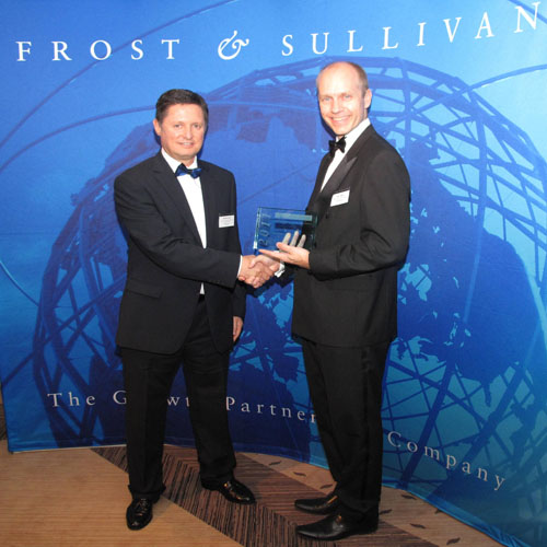 Frost & Sullivan Honours Havelsan for Outstanding Competitive Strategy Leadership in Turkish Defence Market