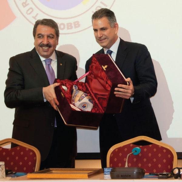 Turkey-U.S. Defence and Aerospace Workshop Held on TOBB