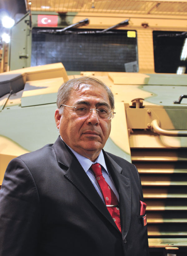 BMC: Kirpi MRAPs to be Delivered to Turkish Armed Forces  until April 2013