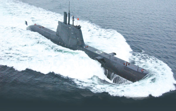 """Deep Blue Sea"" Havelsan and Rheinmetall Team to supply Turkish Navy with Submarine Diving Simulator"