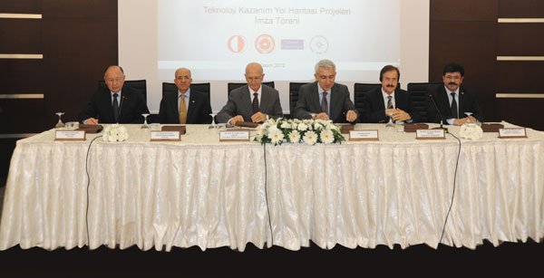 Turkey to Acquire New Technologies with the Technology Acquisition Roadmap Agreements