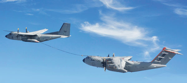Airbus Military A400M Completes Critical Flight-test Phase