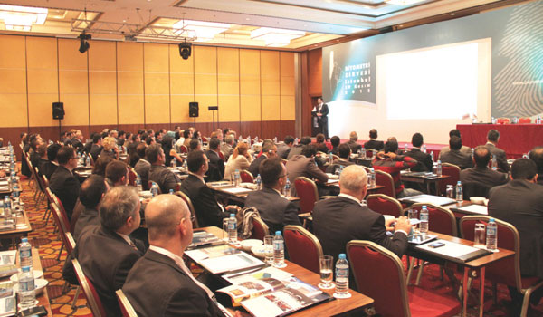 Turkey's Very First Biometrics Summit held in Istanbul