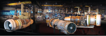 TEI's Engine AIT & MRO Business Activities