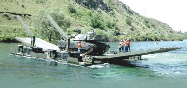FNSS AAAB Armored Amphibious Assault Bridge