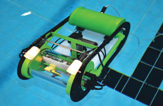 Portable Underwater Remotely Operated Vehicle Systems by DESISTEK
