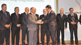Havelsan is Awarded for its Ship Information Distribution System