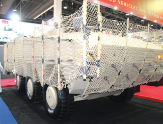 Amsafe's Tarian Rpg Armour System Makes Middle Eastern Debut At Idex 2013, Abu Dhabi