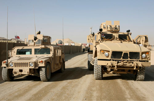 Navigating the Changing Landscape of the Military Land Vehicles Market