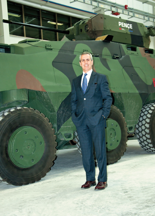 FNSS Light Armored Weapon Carrier Concept will be Displayed in IDEF 2013