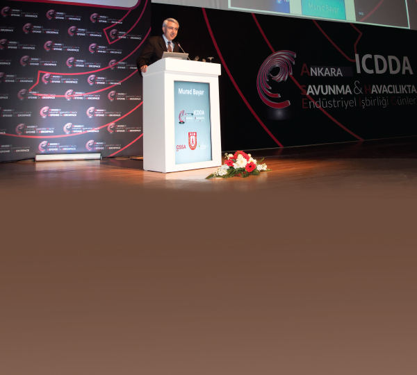 Major Aerospace and Defence Sub-Industry Firms Gathered in Ankara