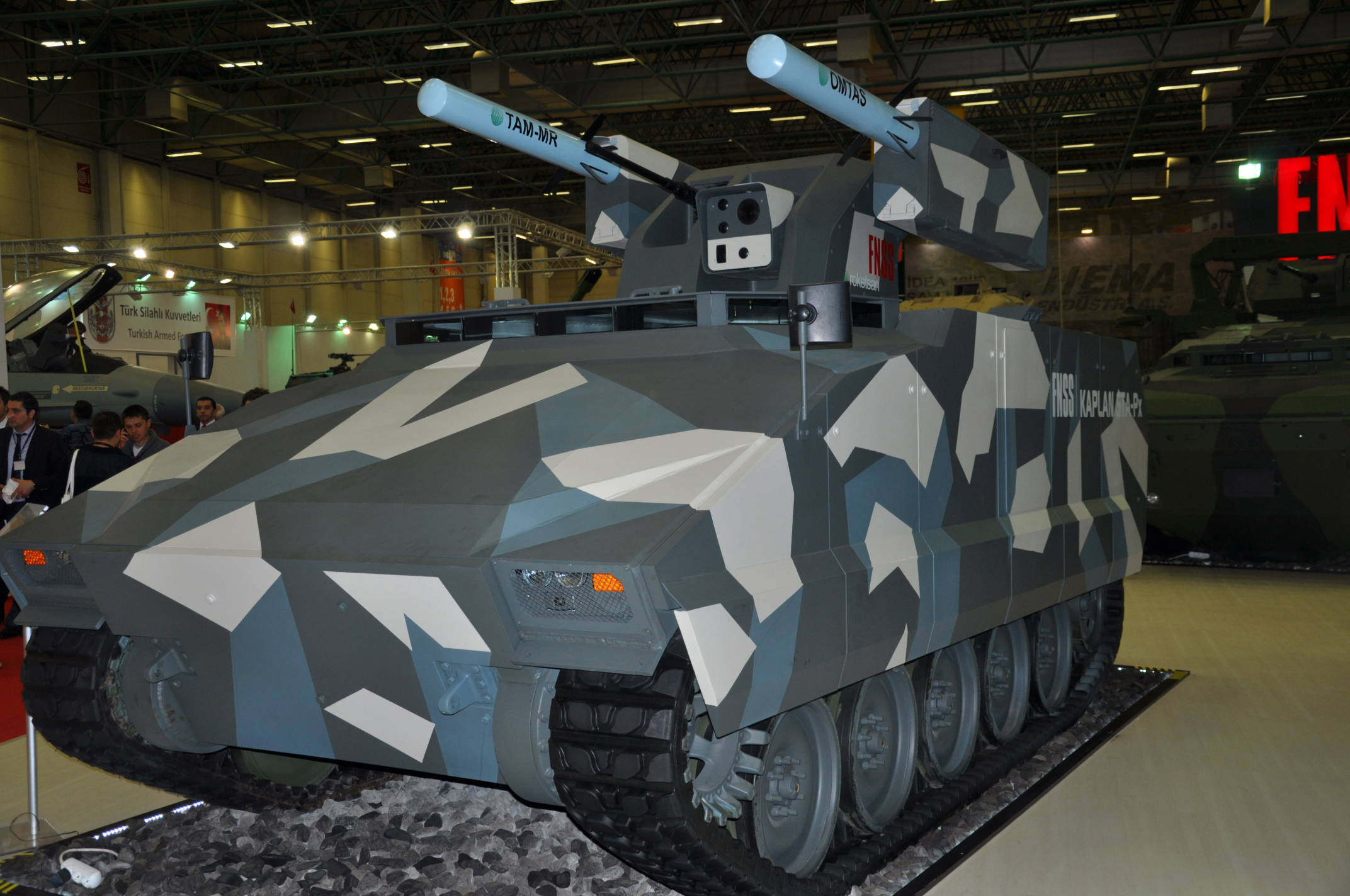 LAWC-T Light Armored Weapon Carrier Concept
