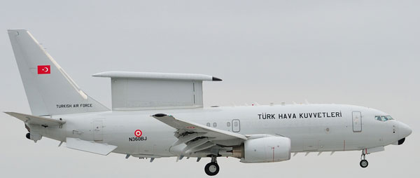Boeing: Peace Eagle AEW&C Delivery is Scheduled in 2013