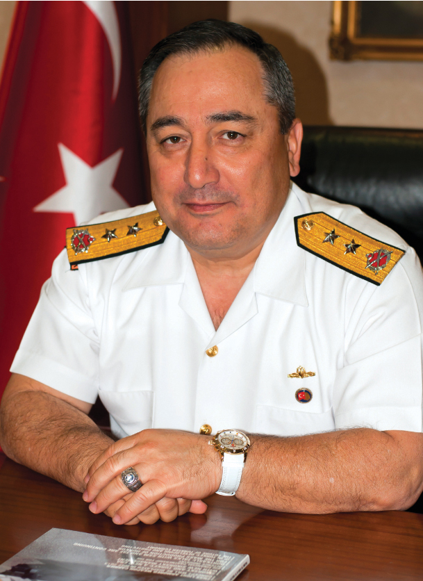 """Turkish Coast Guard Command: """"Always Ready to Respond Calls for Help at Sea''"""