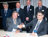 Nurol Makina and BAE Systems signed a MoU in IDEF