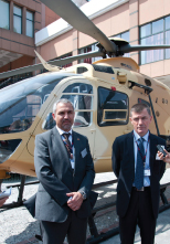 Eurocopter Increasing Cooperation with Turkey