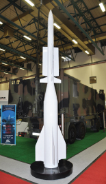 Eurosam's Tactical Ballistic Missile Defence System  SAMP/T 