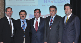 Havelsan Teams with Booz Allen Hamilton for Global Opportunities in Defence