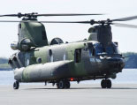 Boeing Delivers 5th Canadian CH-147F Chinook Helicopter