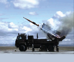 Low-Altitude Air Defence Missile System (HİSAR-A) Project, The First Test Shot