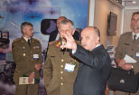 HTR Displayed Whole Capabilities in MSPO 2013