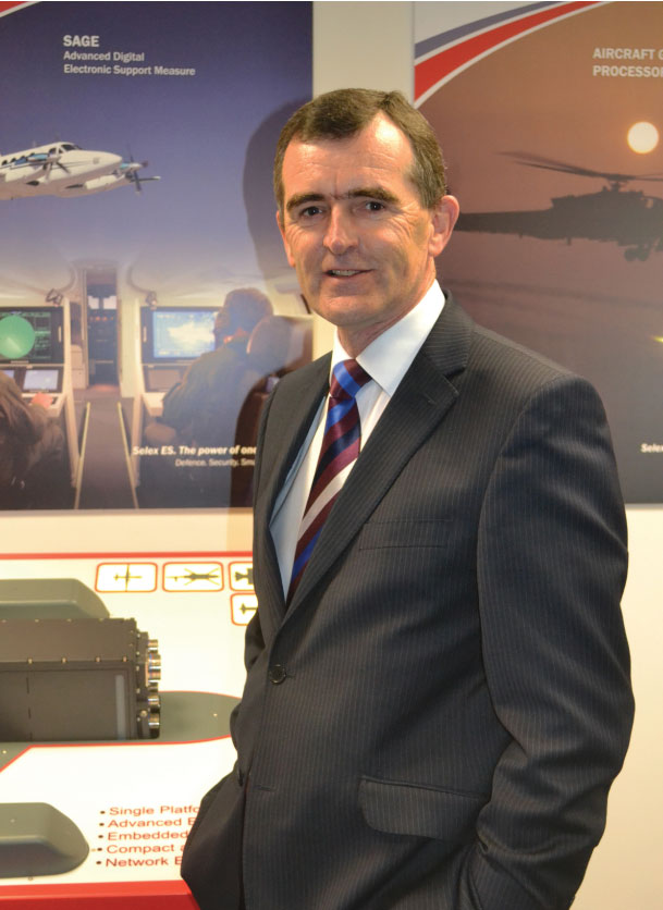 Selex ES: Ready to Partner with Turkey for Electronic Warfare