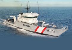 Rolls-Royce Unveils New Maritime Patrol Vessel Design in DSEI