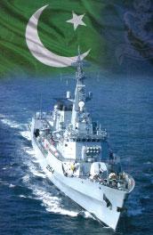 Pakistan's First Indigenously Built Frigate to Visit Turkish Naval Base