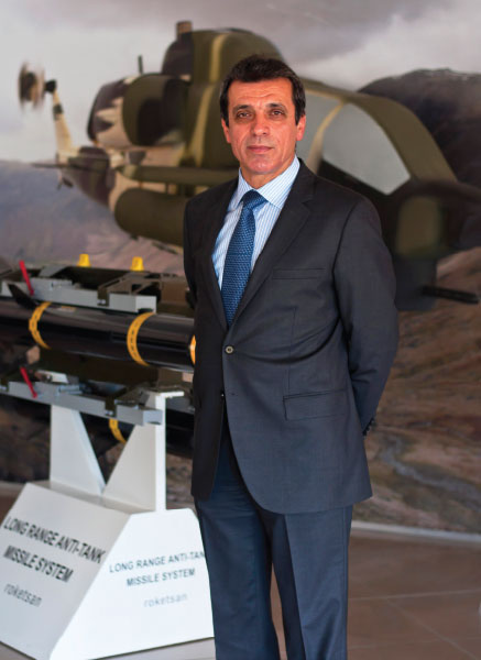 Roketsan, Turkey's Center of Excellence in Armours