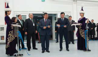 Aselsan Expands its Presence in Central Asia