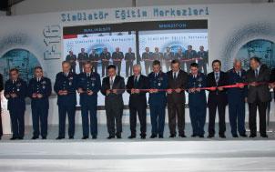 F-16 Simulator Training Center Put into Service