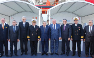 """Coast Guard Research and Rescue Vessel """"TCSG Güven"""" Constructed by RMK Marine was Delivered"""