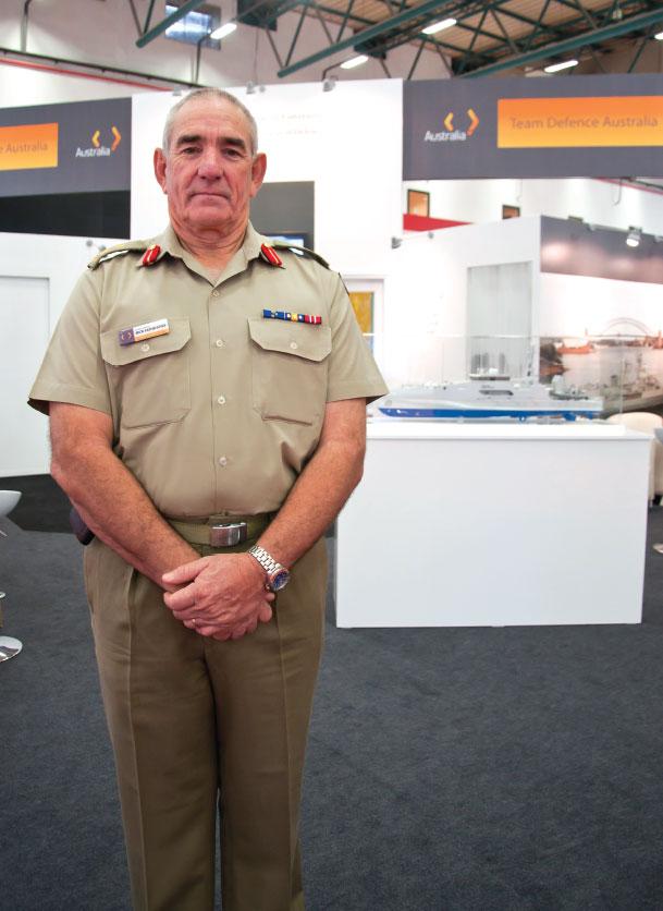 Australia Defence Team Provides Smart Niche Technologies