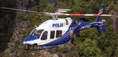 The Turkish National Police to Acquire the First Bell 429s