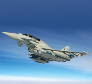 New Development Contract for Eurofighter Typhoon