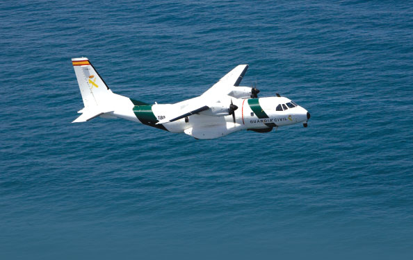 Airbus Military and Cassidian Play Key Roles in Europe´s Perseus Maritime Surveillance Programme