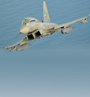 Eurofighter Typhoon: Flight Tests with Storm Shadow Missile Started