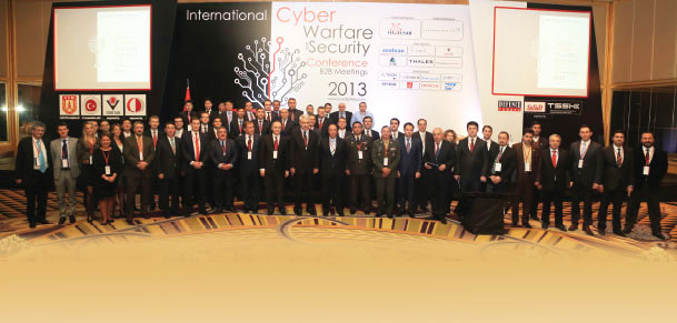 International Cyber and Security Conference was Held  in Ankara