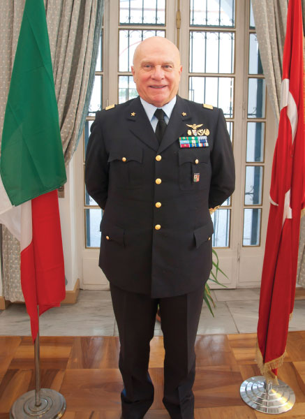 Italian and Turkish Air Force to Enhance Mutual Cooperation